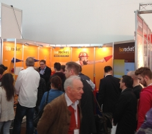 Wessendorf - isorocket - Messestand